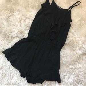 Dresses & Skirts - Back ruffle romper